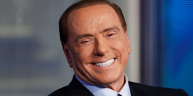Former Italian Prime Minister Silvio Berlusconi. (Associated Press)