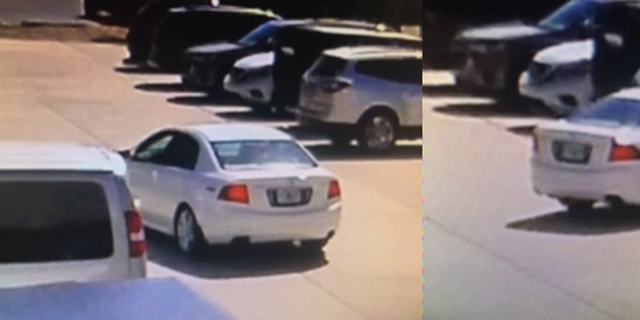 Police believe Riess is traveling in a 2005 white Acura TL (FL tag Y37TAA).