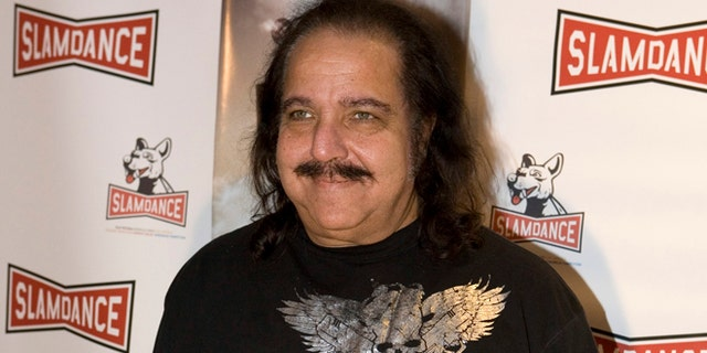 """Actor Ron Jeremy attends the premiere of the movie """"Finding Bliss"""" at the 2009 Slamdance Film Festival in Park City, Utah, January 18, 2009."""