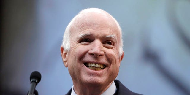 U.S. John McCain, who is battling brain cancer, has not voted in the Senate since December 2017.