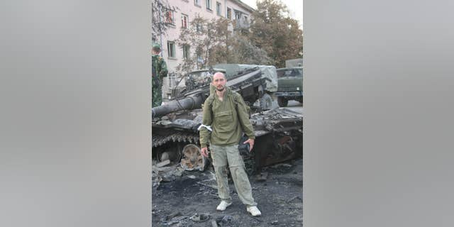 Russian journalist Arkady Babchenko was fatally shot at his apartment in Kiev, Ukrainian police said Tuesday.