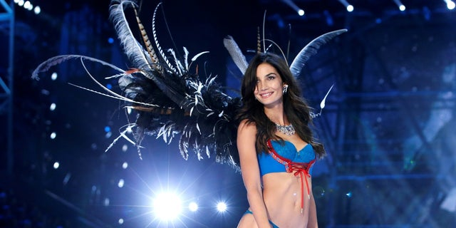 Lily Aldridge is one of the Victoria's Secret Angels who will appear.