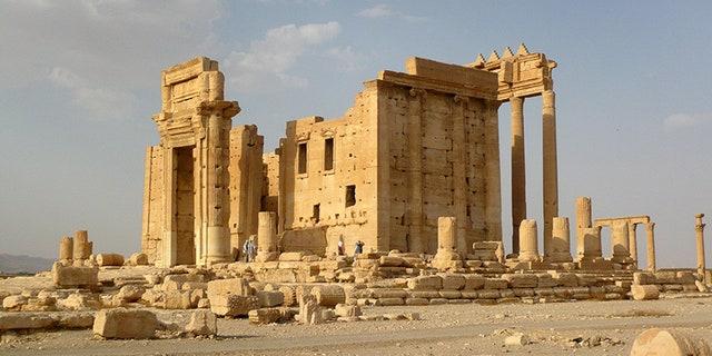 Palmyra before the war