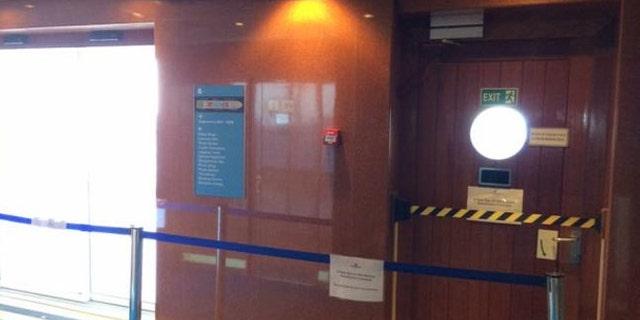Blocked emergency exits terrified many.