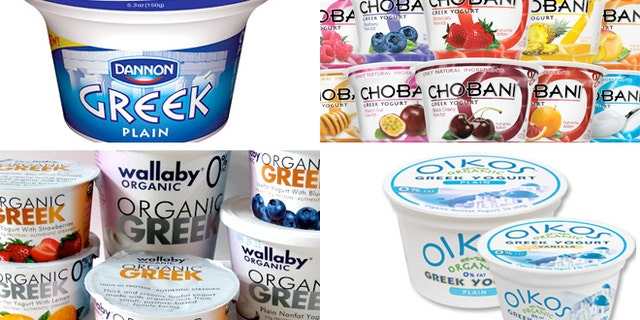 Get used to seeing these top Grek yogurt brands on story shelves.  Experts say the America's love affair with yogurt will be long lived.