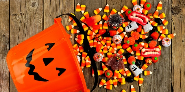 Don't let all that Halloween candy go to waste...turn into something better!