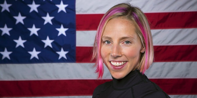 Kikkan Randall will return for her fifth Olympics with pink hair.