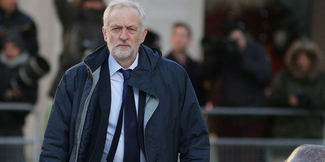 Labour leader Jeremy Corbyn has blasted the state of the NHS.