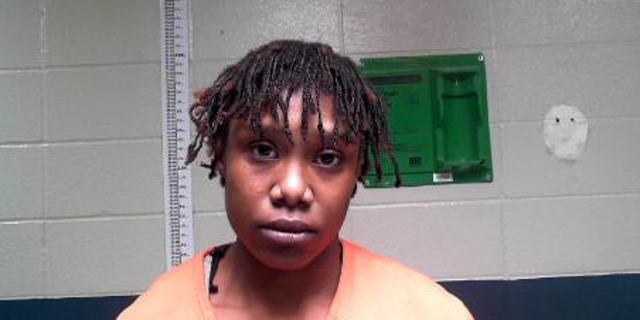 Felicia Marie-Nicole Smith, 25, was also arrested in connection with the boy's death. (Natchitoches Police Department)