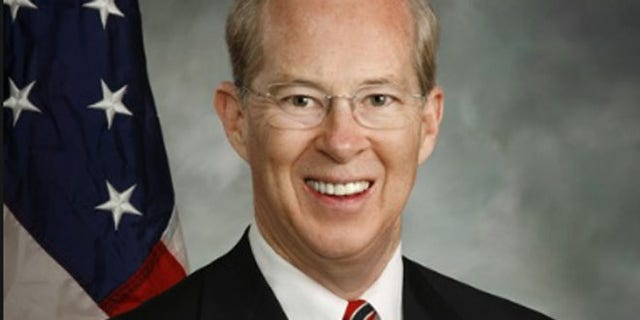 Dana J. Boente, a longtime federal prosecutor who was named President Trump's new acting attorney general Monday night.