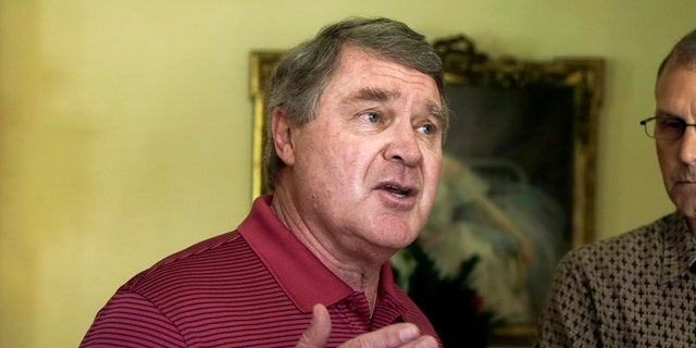 John Swofford, commissioner, Atlantic Coast Conference