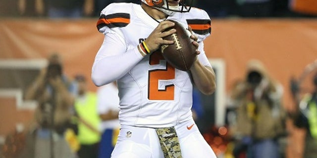 Johnny Manziel had a tumultuous NFL career after not living up to expectations and being caught partying often.