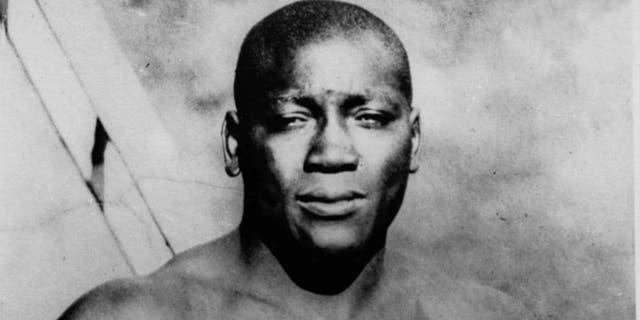 Trump is considering a pardon for boxer Jack Johnson.