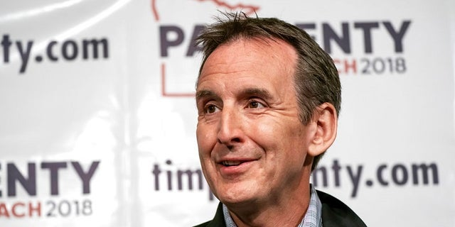 Tim Pawlenty has previously called Trump 'unfit,' but changed his tune as he seeks the party's nomination for governor.