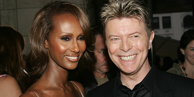 Model Iman says she refuses to remarry following the death of her husband, David Bowie.