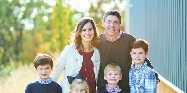 O'Leary family photo