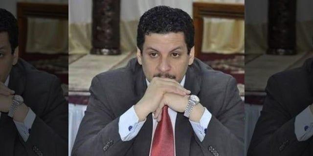Yemeni Ambassador to the U.S., Ahmed Awad bin Mubarak