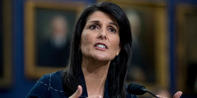 Nikki Haley, the U.S. Ambassador to the UN, has been outspoken against anti-Israel bias at the world body.