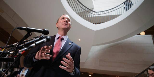 Rep. Adam Schiff, D-Calif., said releasing the memo could irreparably harm the HPSCI's relationship with the intelligence community.