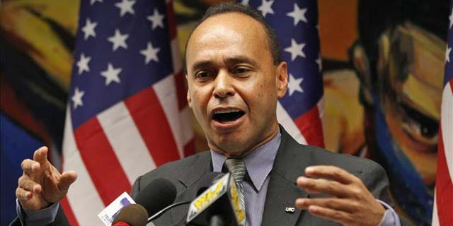 Illinois Democratic Rep. Luis V. Gutierrez does not expect immigration reform to become a reality until 2015 at the earliest.