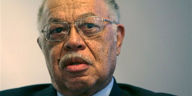 Dr. Kermit Gosnell is seen during an interview with the Philadelphia Daily News at his attorney's office in Philadelphia on March 8, 2010.