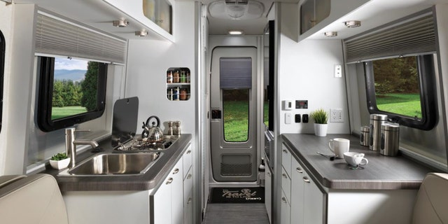 Airstream's Nest is a first: The company's new model swaps