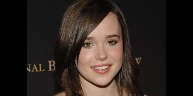 Actress Ellen Page attends the 2007 National Board of Review of Motion Pictures Awards Gala presented by Bulgari at Cipriani's 42nd Street, Tuesday, Jan. 15, 2008 in New York. (AP Photo/Evan Agostini)