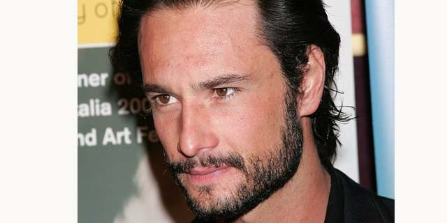 February 15, 2009: Actor Rodrigo Santoro Fashion and Art Festival's opening night at Mann's Chinese 6 in Hollywood, Calif.