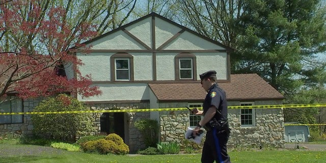 A painter who was doing work on the couple's home discovered the bodies.