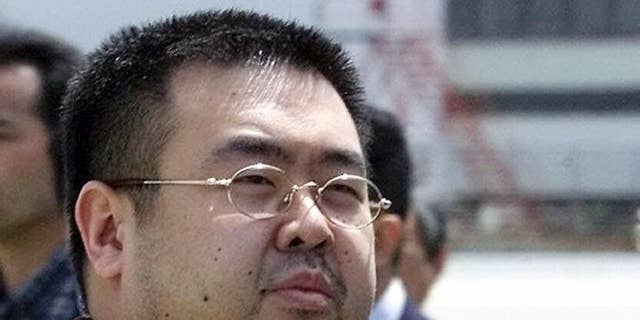Kim's brother, Kim Jong Nam,was seen as a rival - until he was mysteriously murdered.