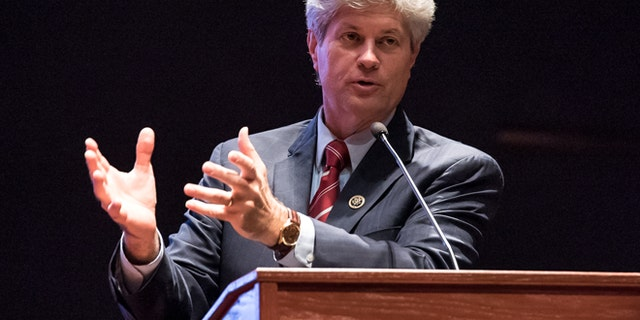 Rep. Jeff Fortenberry, R-Neb., authored a resolution on Capitol Hill that pledges US support of an automous Christian state.
