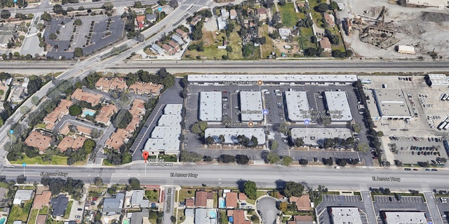 Around 1,000 animals were found dead in a complex in Montclair, California on Friday.
