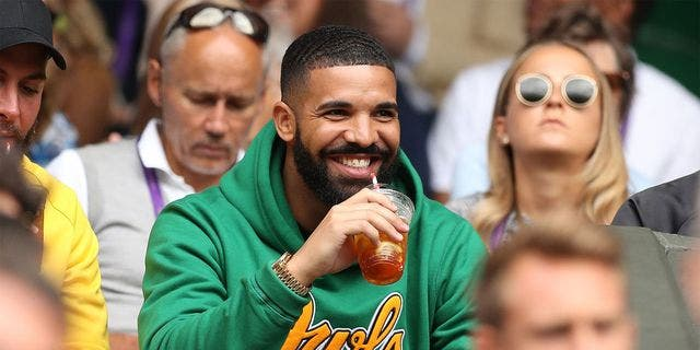 """Rapper Drake is among the finalists for """"Male Artist of 2018."""""""