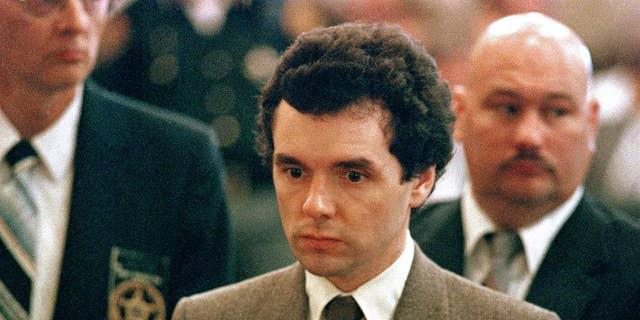 Donald Harvey in 1987.