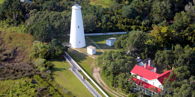 Ocracoke Island in the Outer Banks of N.C. is a quaint, picturesque getaway.