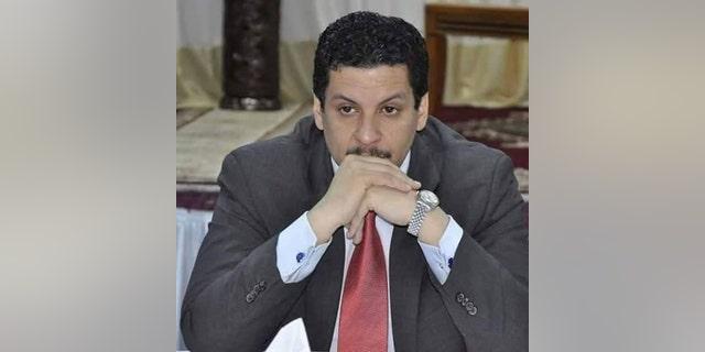 Yemeni Ambassador to the U.S., Ahmed Awad bin Mubarak.
