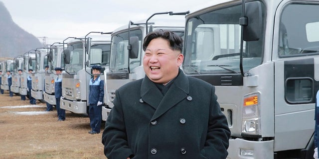 Kim Jong Un is the current leader of North Korea. He took power after his father, Kim Jong Il, died in 2011.
