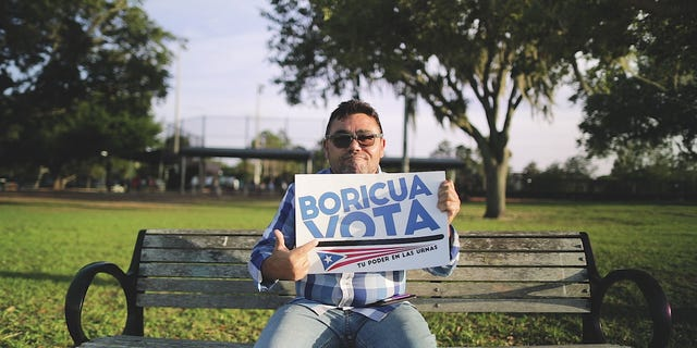 Jimmy Torres Vélez says Puerto Ricans who make Florida their new home are mindful of the impact their participation in elections can have on Puerto Rico.