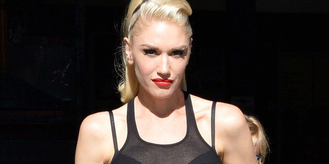Gwen Stefani is Michael Moor's latest Trump theory.