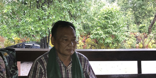 District Chairman of the Hpa-an region of Karen state, Padho Aung Maw Aye