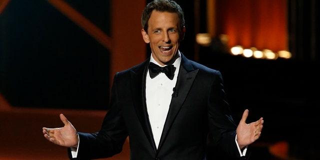 Seth Meyers is hosting the 2018 Golden Globes.