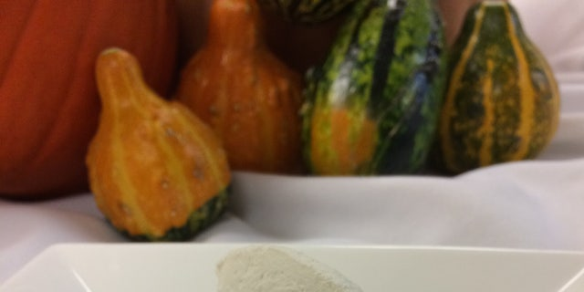 Pumpkin flan incorporates pumpkin into this usually intimidating dish.