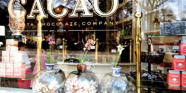 Cacao Atlanta - Bean to Bar Chocolate