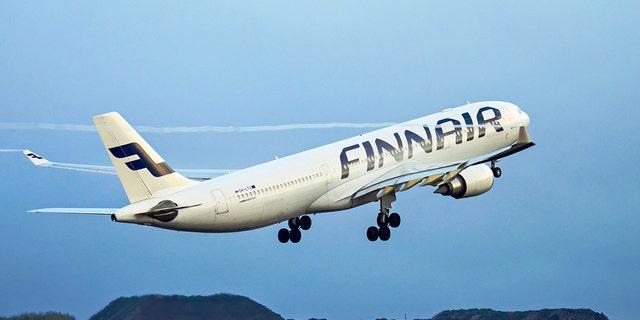 Finnair wants passengers to volunteer to be weighed before flights