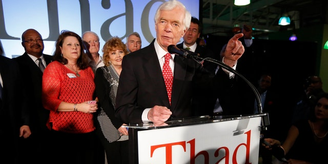 Cochran is the tenth-longest serving senator in U.S. history.