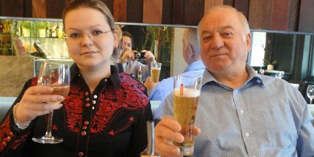 Sergei and Yulia Skripal were found poisoned in a Salisbury park this past March