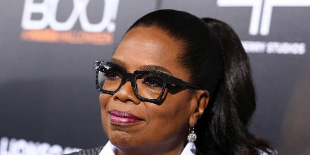animals FILE - In this Oct. 17, 2016 file photo, Oprah Winfrey attends the world premiere of