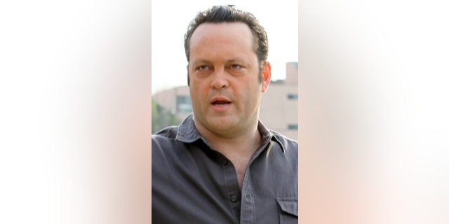 FILE -- Actor/producer/screenwriter Vince Vaughn (Associated Press)