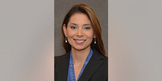 This undated photo provided by the Eye and Ear shows Dr. Lina Bolanos, who was found dead with Dr. Richard Field on Friday, May 5, 2017, by police at the Macallen Building in South Boston. Police said they believe the man suspected of their deaths knew them. (Courtesy of Eye and Ear via AP)