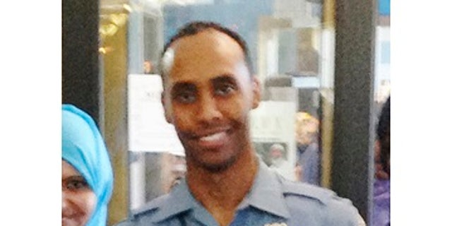 Justine Damond was shot and killed by this officer, Mohamed Noor.